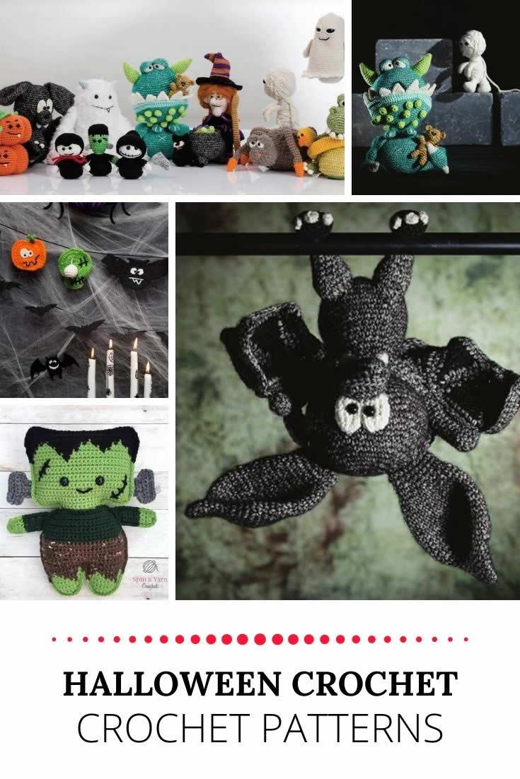 Halloween crochet | Fun and spooky Halloween crochet patterns