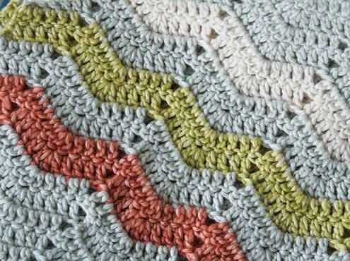 Stonewashed XL blanket | Crochet blanket Scheepjes Stonewashed XL