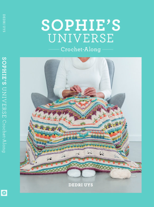 Sophie's Universe, by Dedri Uys (Look what I made) | Happy in Red