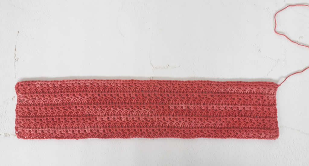 Crochet headband pattern free, crochet turban free pattern and tutorial | Happy in Red