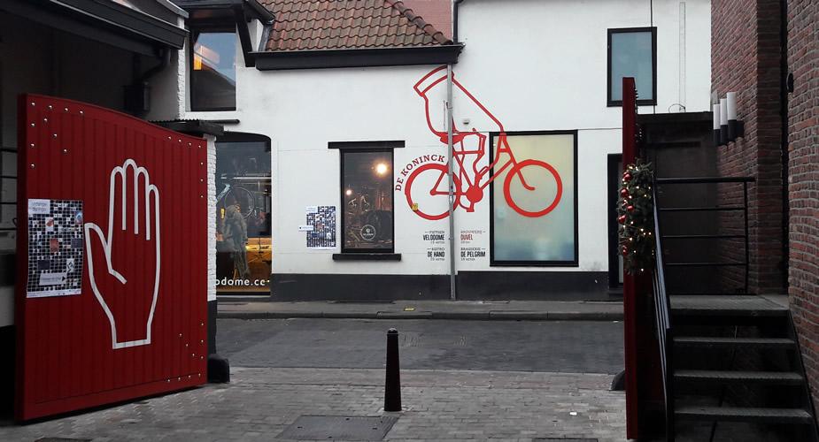 De Koninck Brouwerij, Antwerpen | Happy in Red