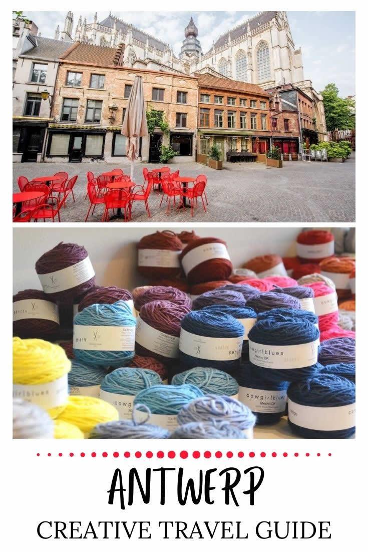 Travel guide Antwerp, Belgium | Wolwinkels in Antwerpen | Happy in Red