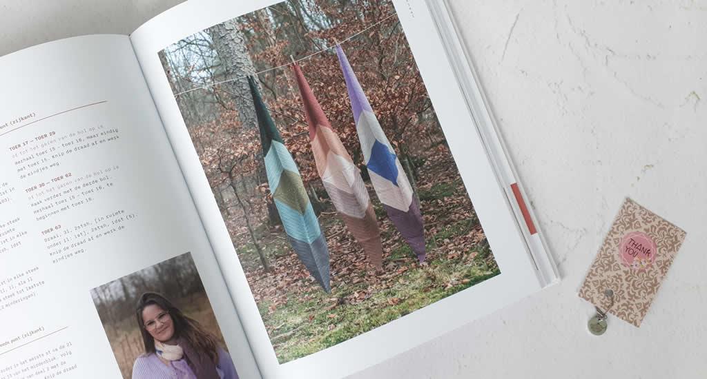 Meer sjaals haken à la Sascha - Sascha Blase-Van Wagtendonk   Happy in Red