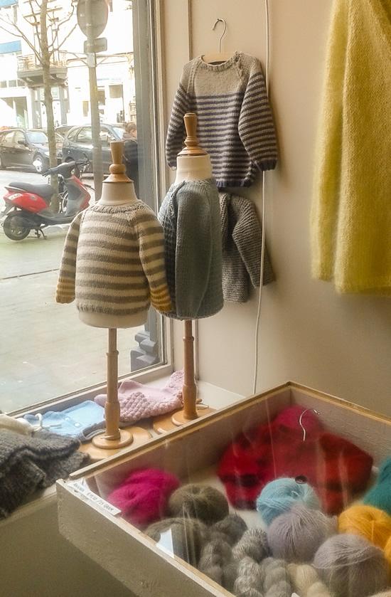 Wolwinkel Antwerpen | Wool shop Antwerp, Belgium | Julija's Shop