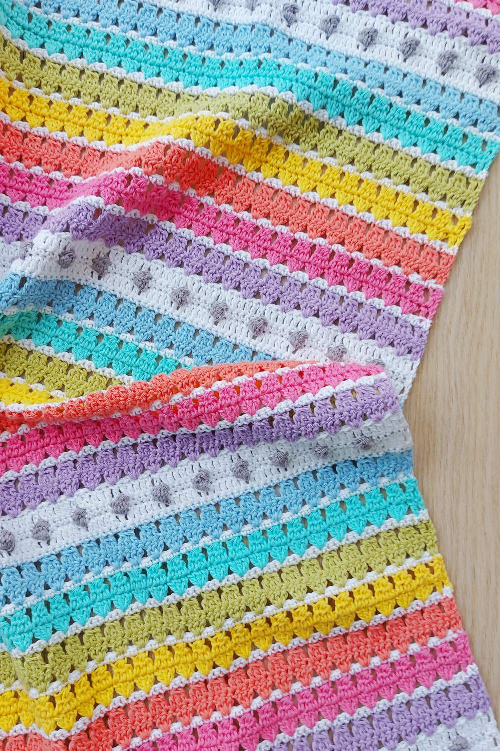 Afternoon Circus Blanket | Happy in Red